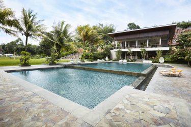 Swimming Pool - Amanuba Hotel & Resort Rancamaya (1)